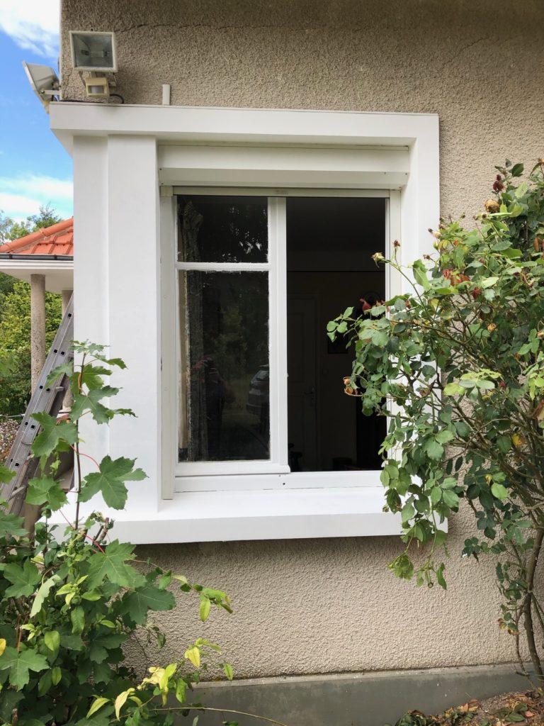 fenêtre maison