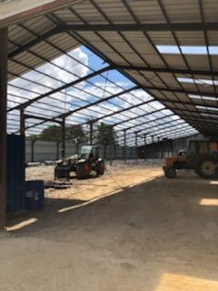 travaux bâtiment agricole